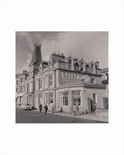 Eagle hotel, Port Erin (Mannington hotel) by Manx Press Pictures