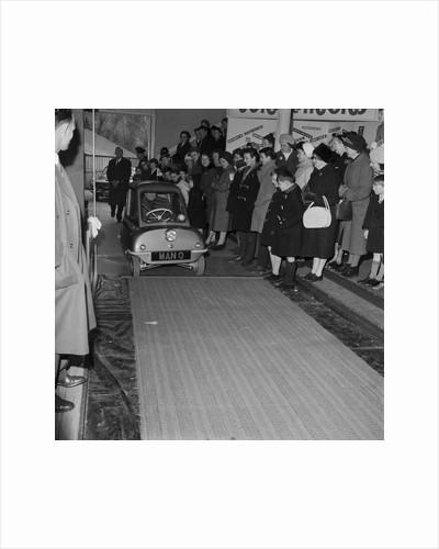 P50 car, Palace exhibition, Douglas by Manx Press Pictures
