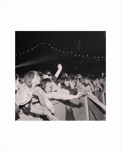 Crowds for The Rolling Stones at the Palace by Manx Press Pictures