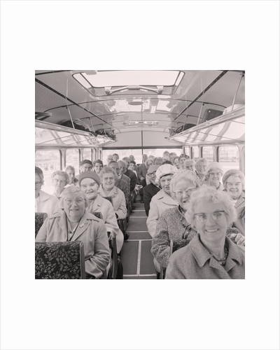 Coach trip by Manx Press Pictures
