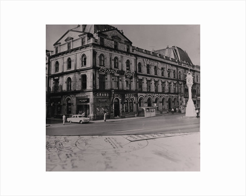 Grand hotel by Manx Press Pictures