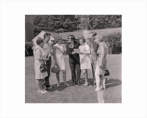 Alan Freeman, Villa Marina by Manx Press Pictures