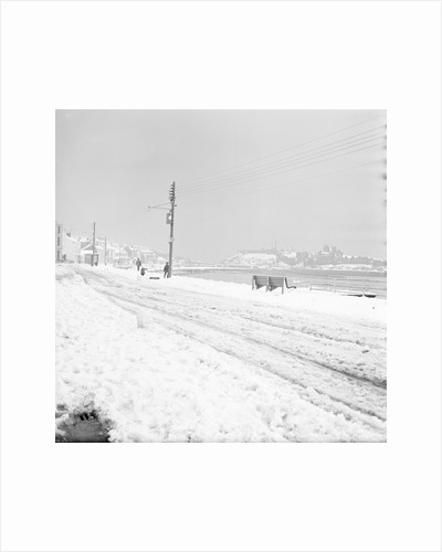 Snow, Peel by Manx Press Pictures