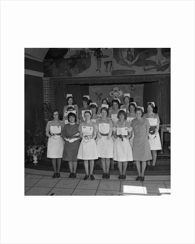 Nurses presentation, Noble's Hospital, Douglas by Manx Press Pictures