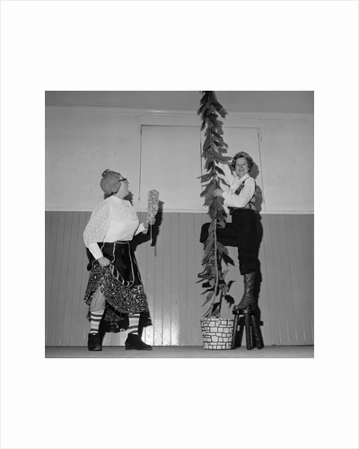 Onchan Women's Institute Pantomime by Manx Press Pictures