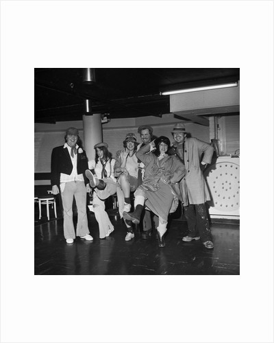 Fancy dress at Summerland, Douglas by Manx Press Pictures