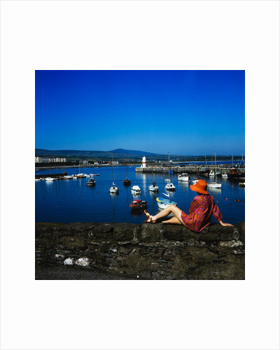 Port St Mary by Manx Press Pictures