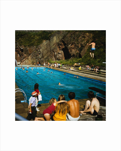 Peel Lido by Manx Press Pictures