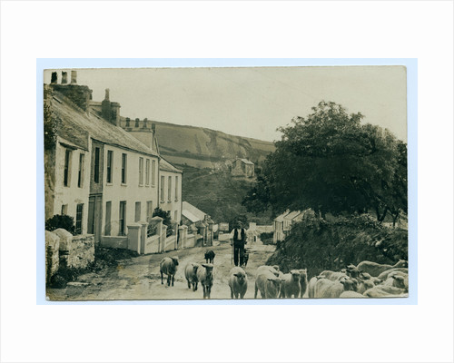 Glen Maye Village, Patrick by George Goodwin