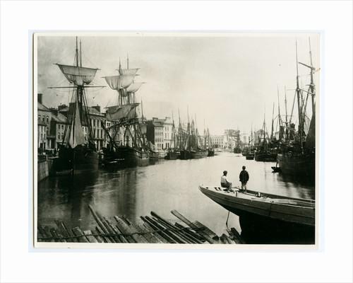 Douglas Harbour by Abel Lewis