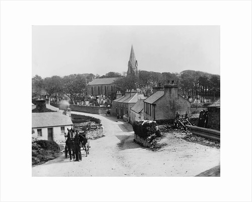 Church Road, Onchan Isle of Man by Anonymous