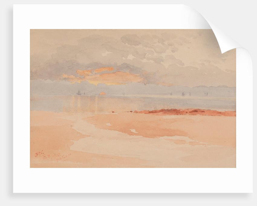 A silver dawn by John Miller Nicholson