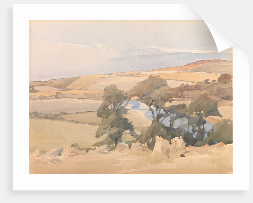 The Vale of the Neb by Archibald Knox