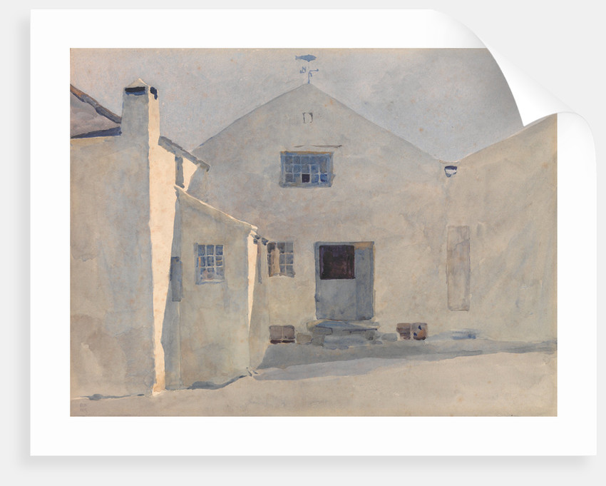 The Kella Mill, Sulby by Archibald Knox
