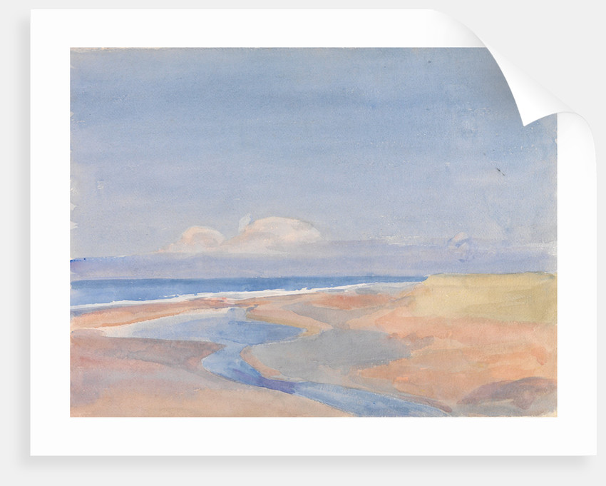 The River Mouth by Archibald Knox