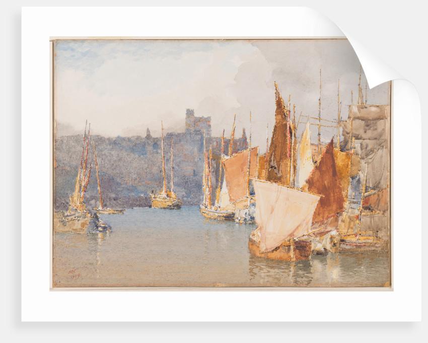 Peel Harbour by John Miller Nicholson