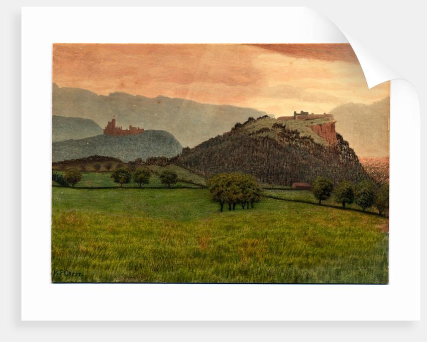 Beeston Castle by Robert Evans Creer