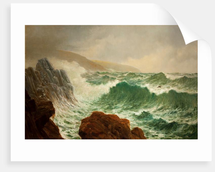 Clay Head seascape by Edward Christian Quayle