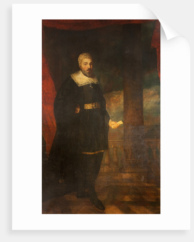 William Christian of Ronaldsway ('Illiam Dhone') by Anonymous
