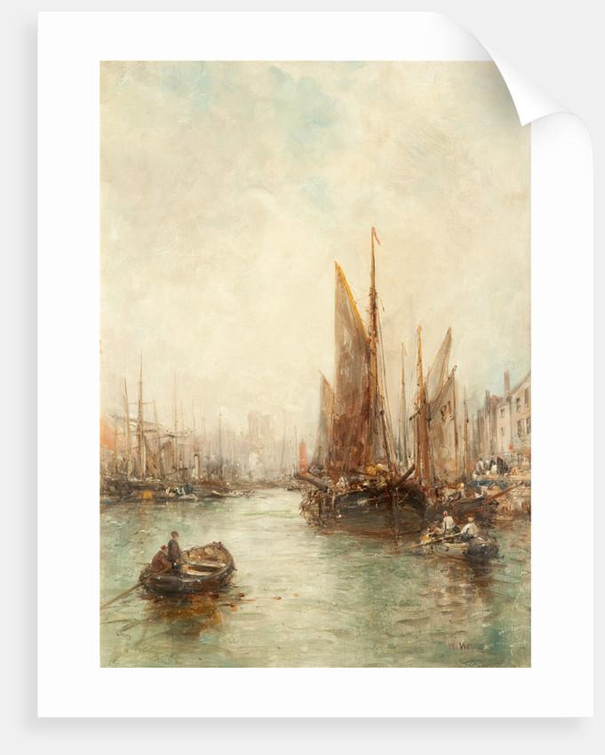 Peel Harbour by William Webb