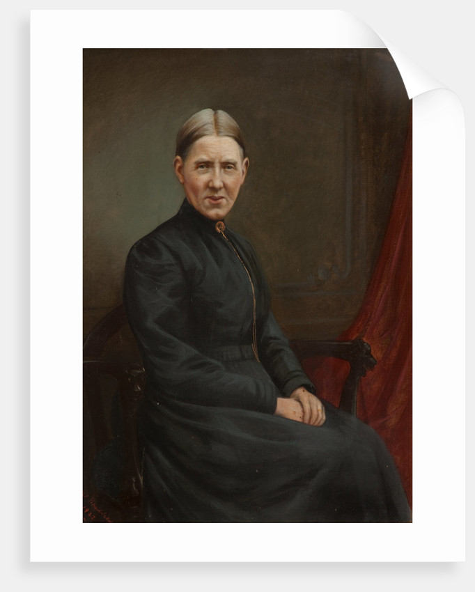 Mrs William Collister by J. Cecil Bradshaw