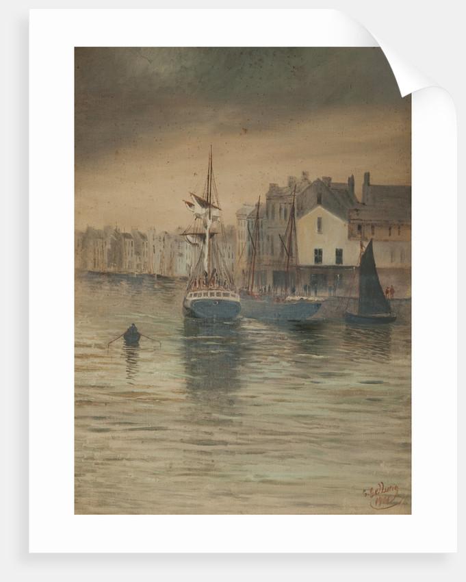 Douglas Quayside by F. C. Gelling