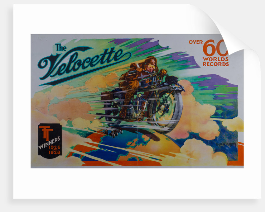 The Velocette: over 60 world records by Ben S. Smith