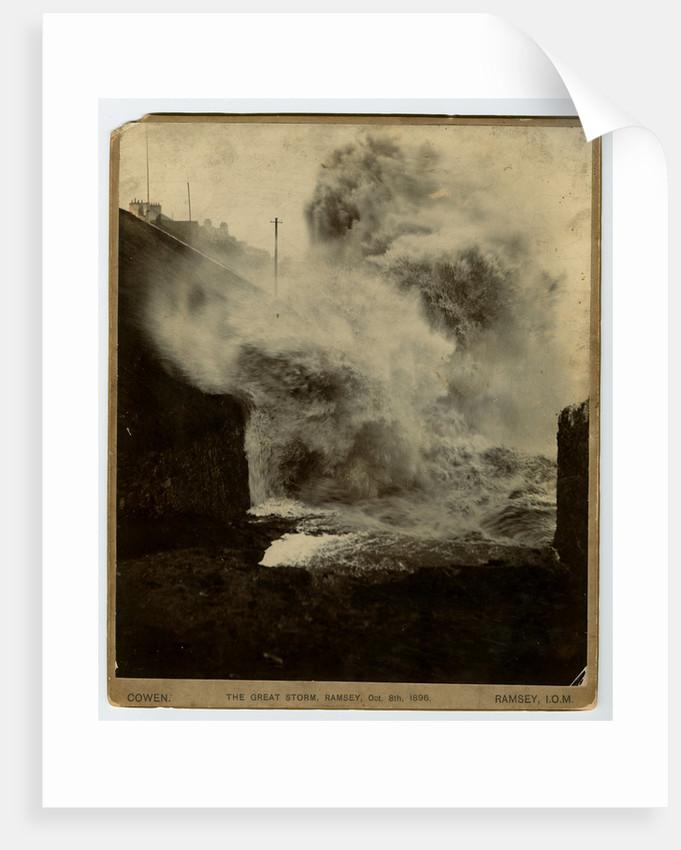 Ramsey sea front by George Bellett Cowen
