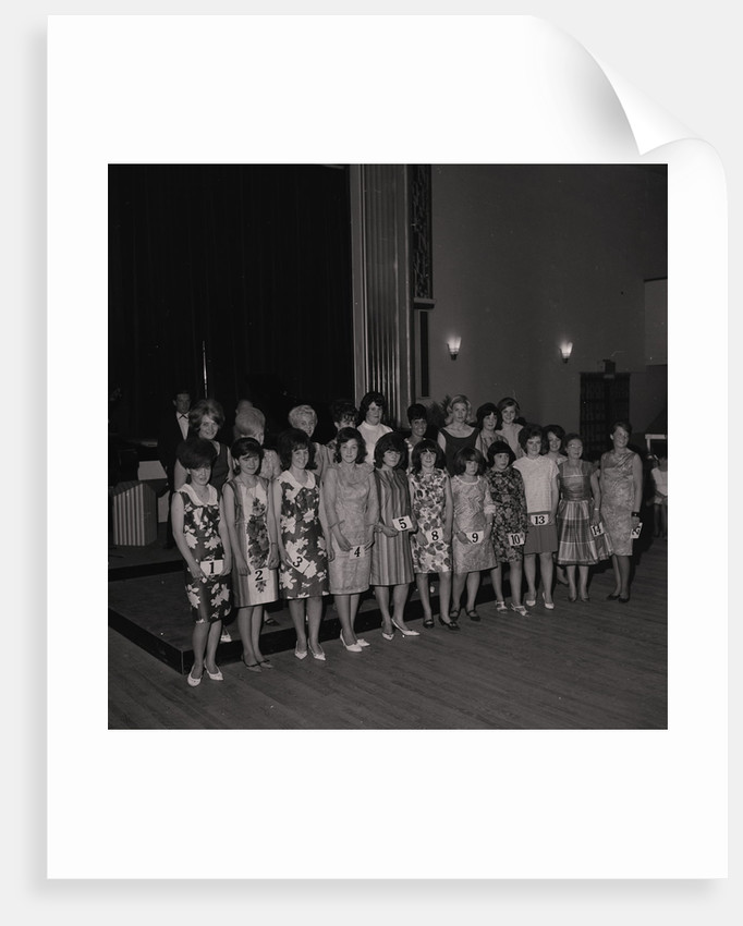 Holiday Camp Girl of the Week by Manx Press Pictures