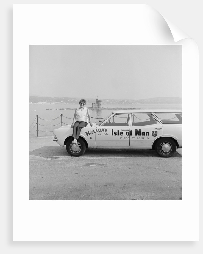 Holiday in the Isle of Man' by Manx Press Pictures