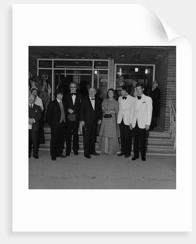 John Betjeman, Castle Rushen High School by Manx Press Pictures