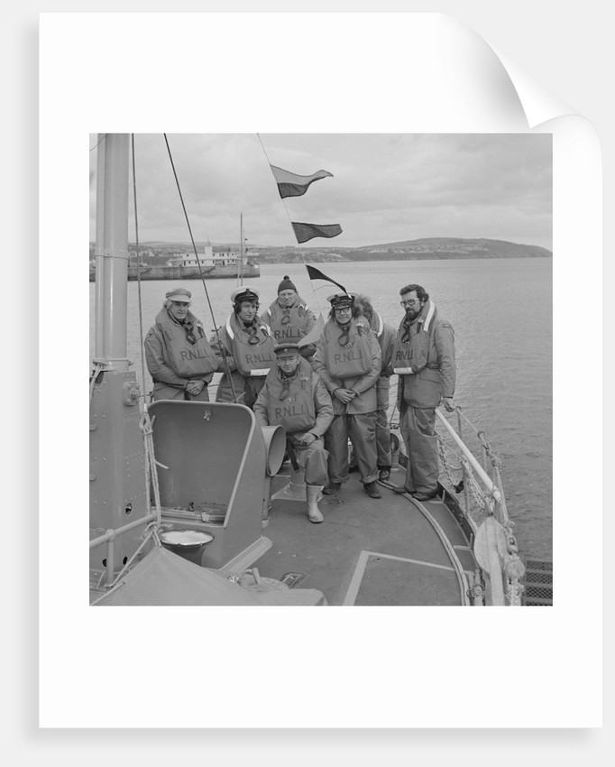 Douglas Lifeboat Day by Manx Press Pictures