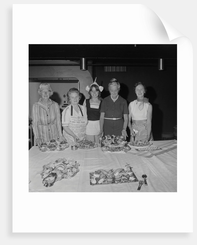 Dutch salad competition, Summerland by Manx Press Pictures