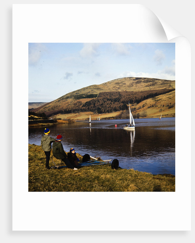 Baldwin reservoir by Manx Press Pictures