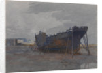 Hulk at Castletown by Archibald Knox