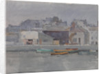 The Inner Harbour, Castletown by Archibald Knox
