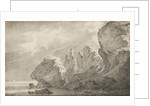 Rocks at Bradda Head by Unknown