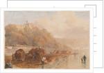 Wrack Gathering near Falcon Cliff by John Miller Nicholson