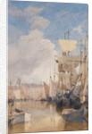 Douglas Harbour by John Miller Nicholson