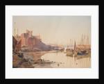 Peel Harbour mouth by John Miller Nicholson