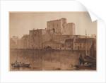 Castle Rushen by John Miller Nicholson