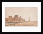 Peel Castle by John Miller Nicholson