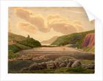 Llyn Peris and Llyn Paddarn (Snowdonia) by Robert Evans Creer