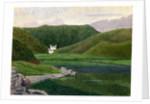 Llyn y Dinas by Robert Evans Creer