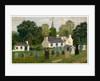 Lezayre Churchyard by Robert Evans Creer