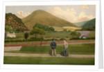 Glen Wyllin by Robert Evans Creer