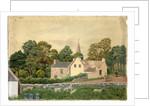 Lezayre Church by Robert Evans Creer