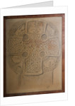 Braddan Cross Slab by Philip Moore Callow Kermode