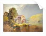 Baldwin Mill by John Miller Nicholson