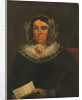 Portrait of Mary Anna Quiggin by Anonymous